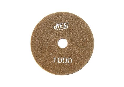Диск алмазный шлифовальный (Черепашка) 100мм (#1000)