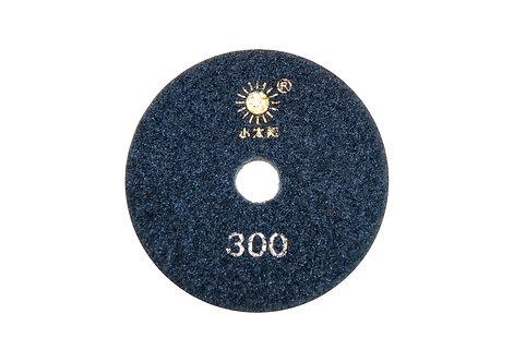 Диск алмазный шлифовальный (Черепашка) 100мм (#300)