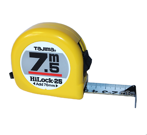 Рулетка L25-75 (7,5м)