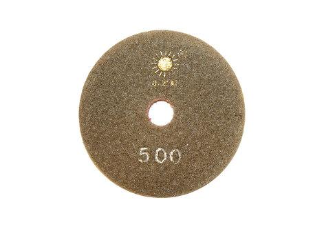 Диск алмазный шлифовальный (Черепашка) 100мм (#800)