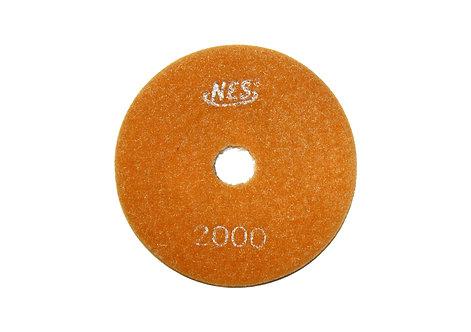 Диск алмазный шлифовальный (Черепашка) 100мм (#2000)