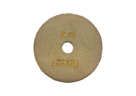 Диск алмазный шлифовальный (Черепашка) 125мм (#3000)