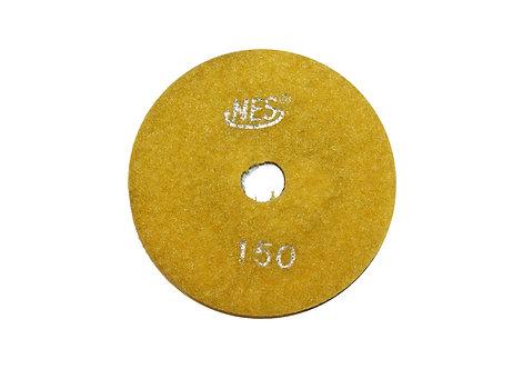 Диск алмазный шлифовальный (Черепашка) 100мм (#150)