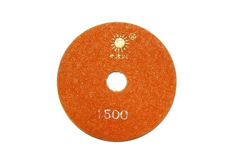 Диск алмазный шлифовальный (Черепашка) 100мм (#1500)