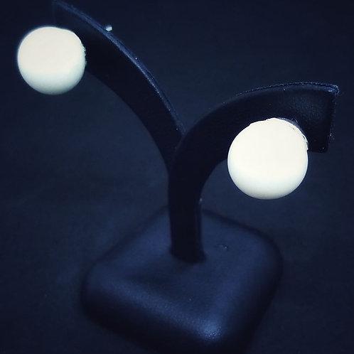 Boucles perlées - Argent 925