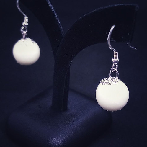 Boucles pendantes - argent 925