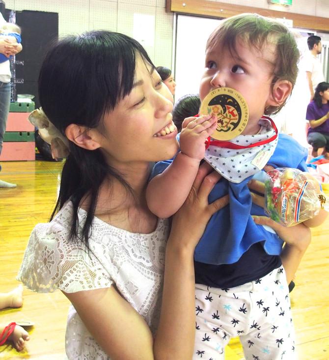 妊娠中に、お腹の中の赤ちゃんと繋がった話(2)