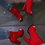 Thumbnail: Fashion toe out lady's boots,