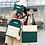 Thumbnail: Girls four piece stylish Backpack set