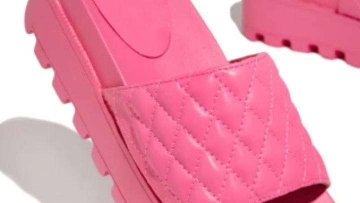 Ladies summer sandals,