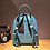 Thumbnail: Girls leather Backpack