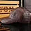 Thumbnail: Men's Alligator leather hat,