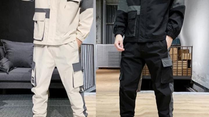 Men's two piece casual suit's