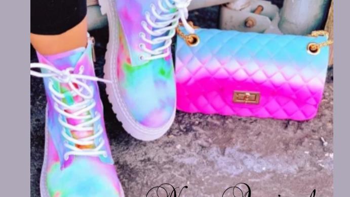 Shoe, Purse combo