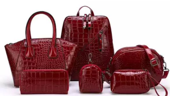 The Carmelita by Tyron White, six pieces including a backpack coming this fall