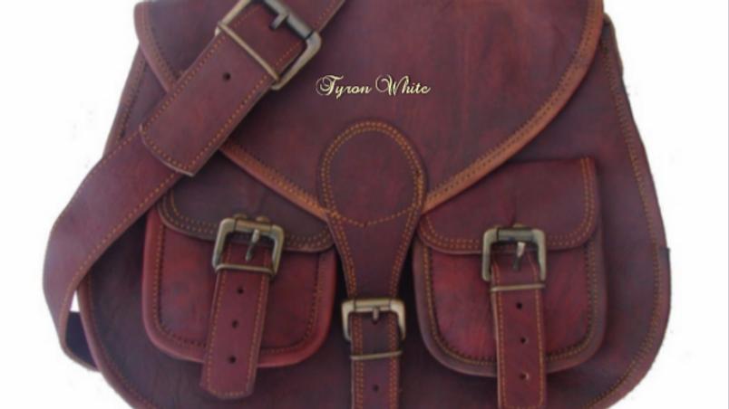 Men's large shoulder bag