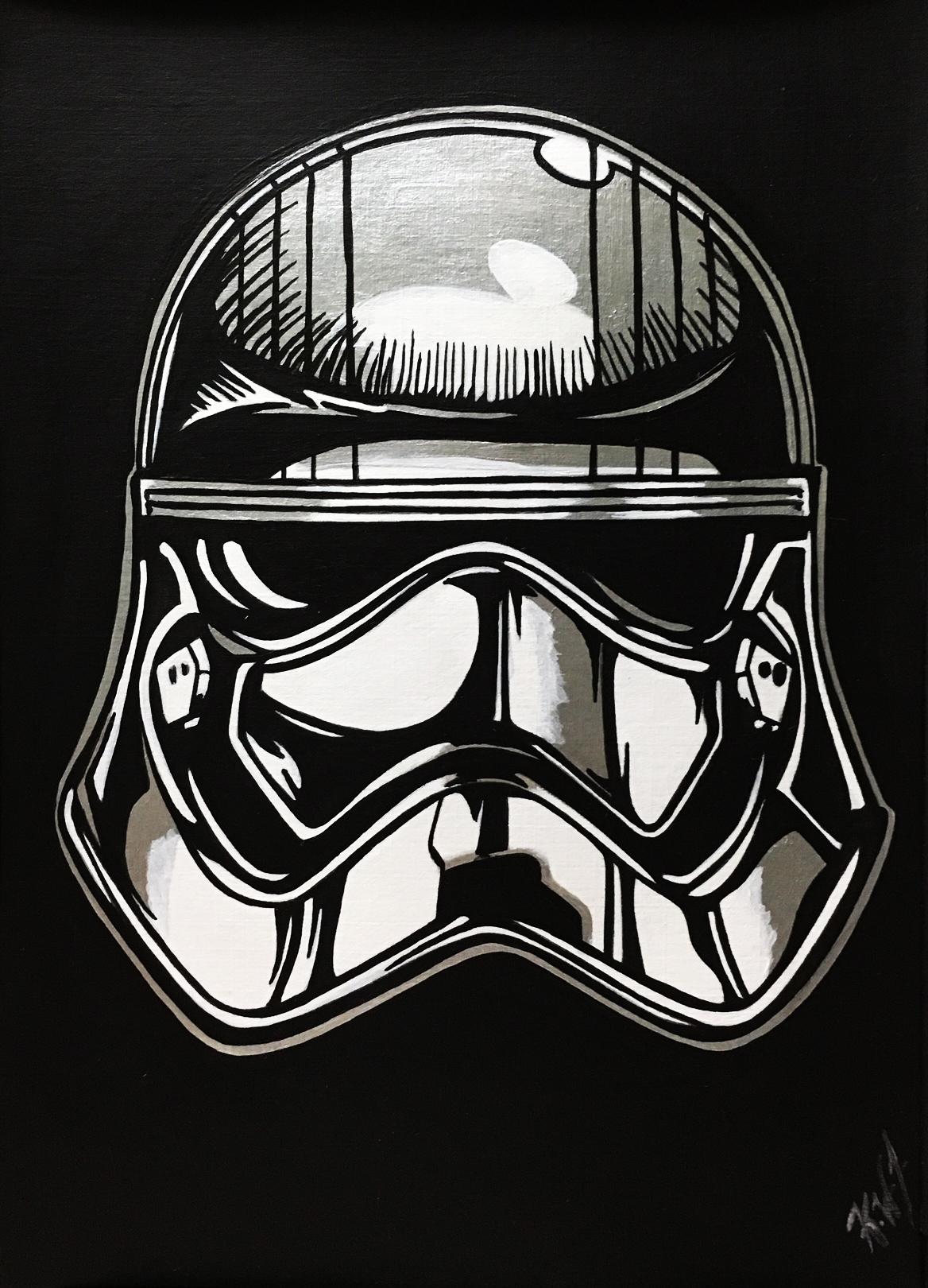 Star Wars Cpt Phasma