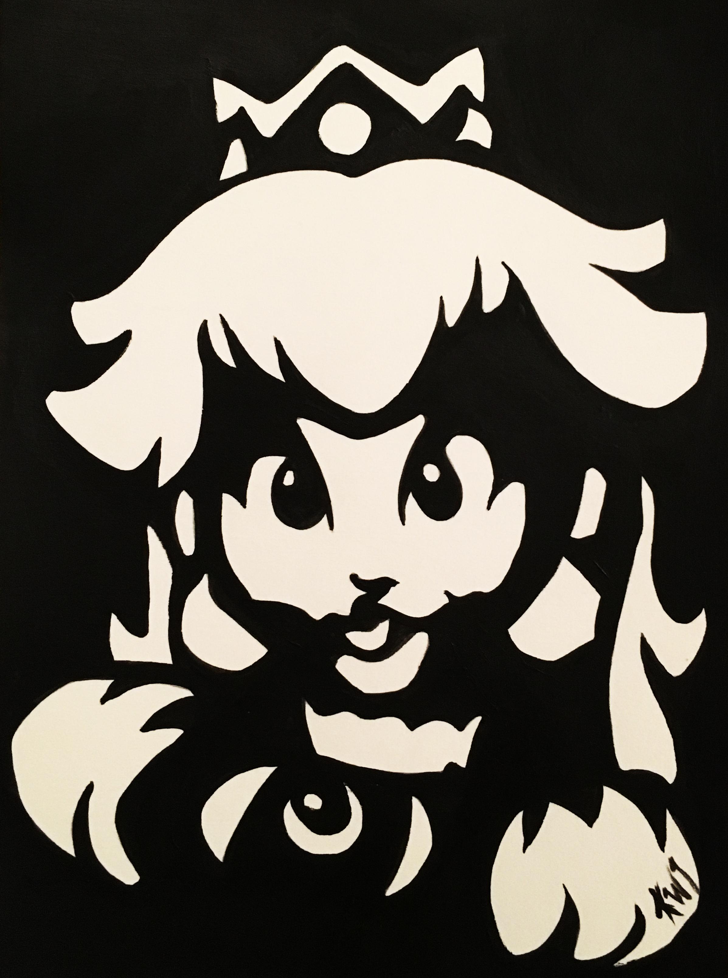 Mario Princess Peach