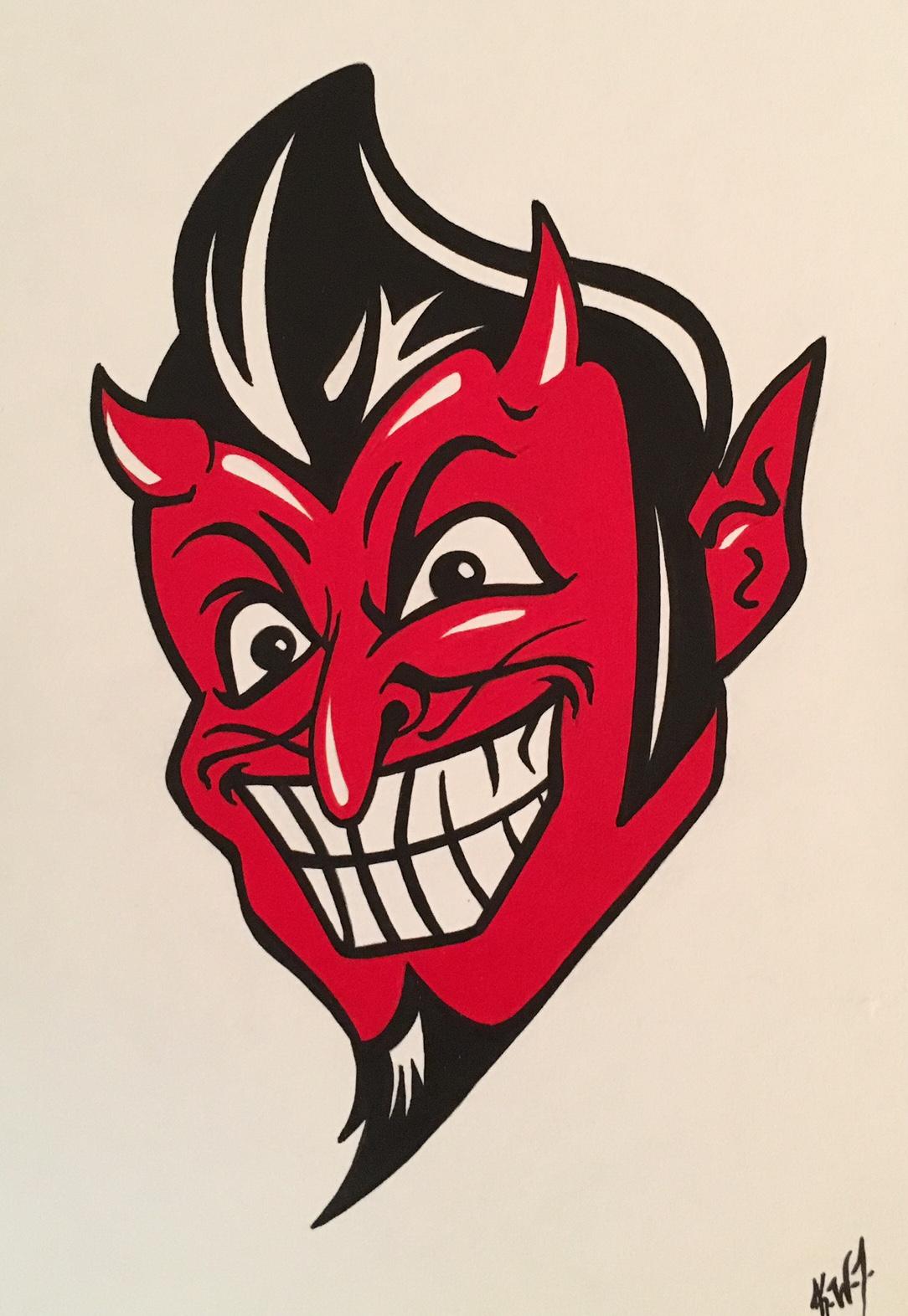 Rockabilly Devil