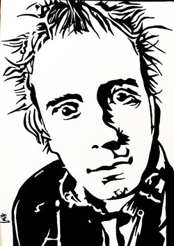 Sex Pistols Johnny Rotten