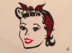Rockabilly Girl2