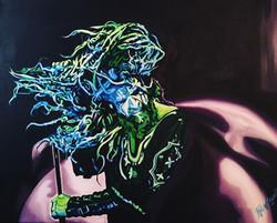 Rob Zombie concert