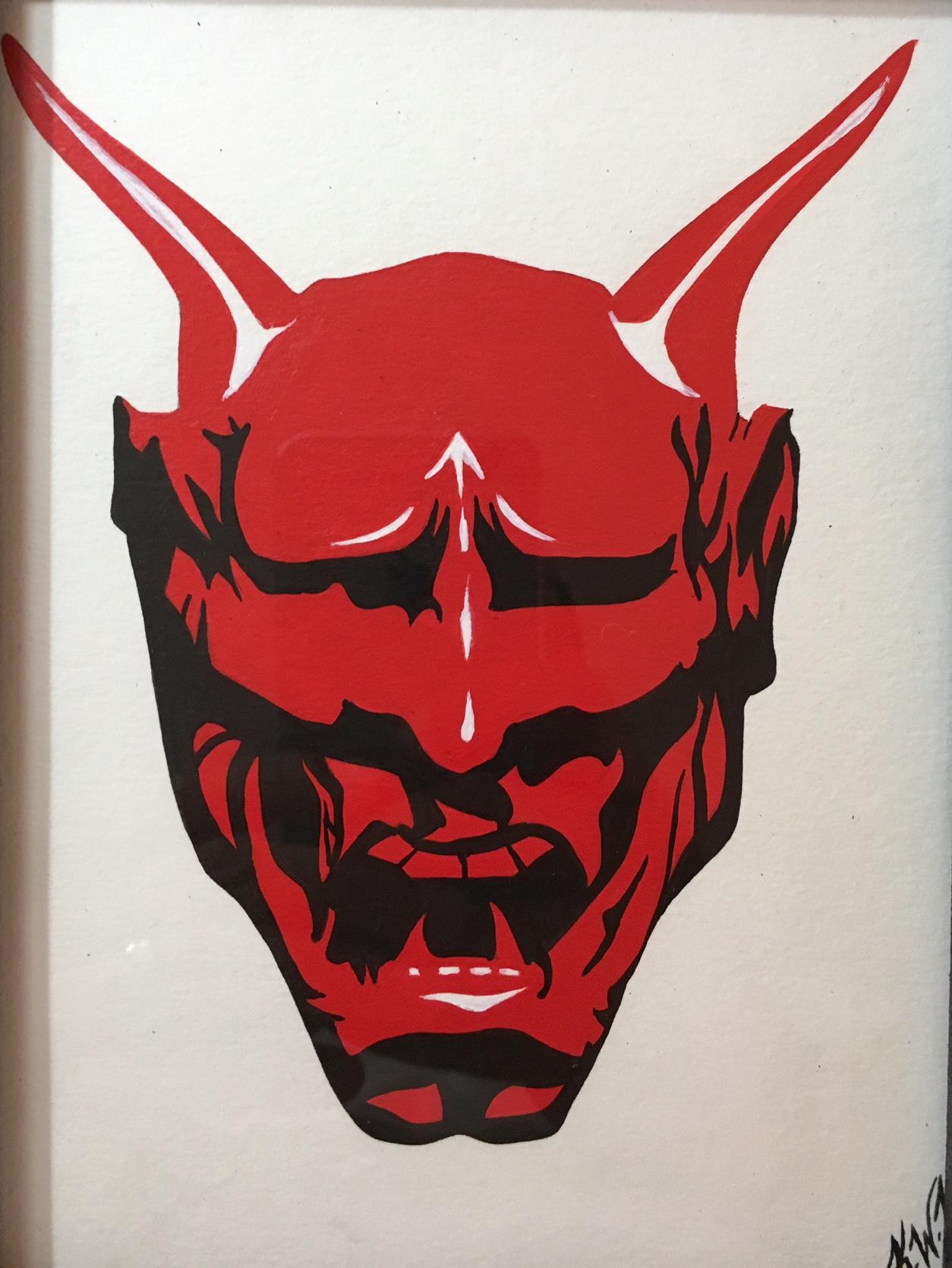 kabuki devil