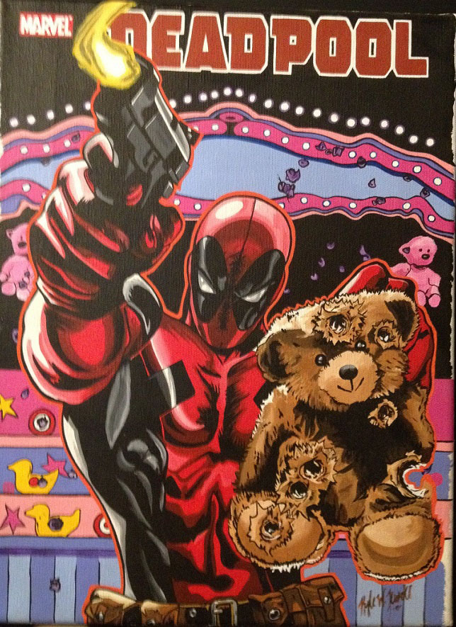 Deadpool_Carnival Games