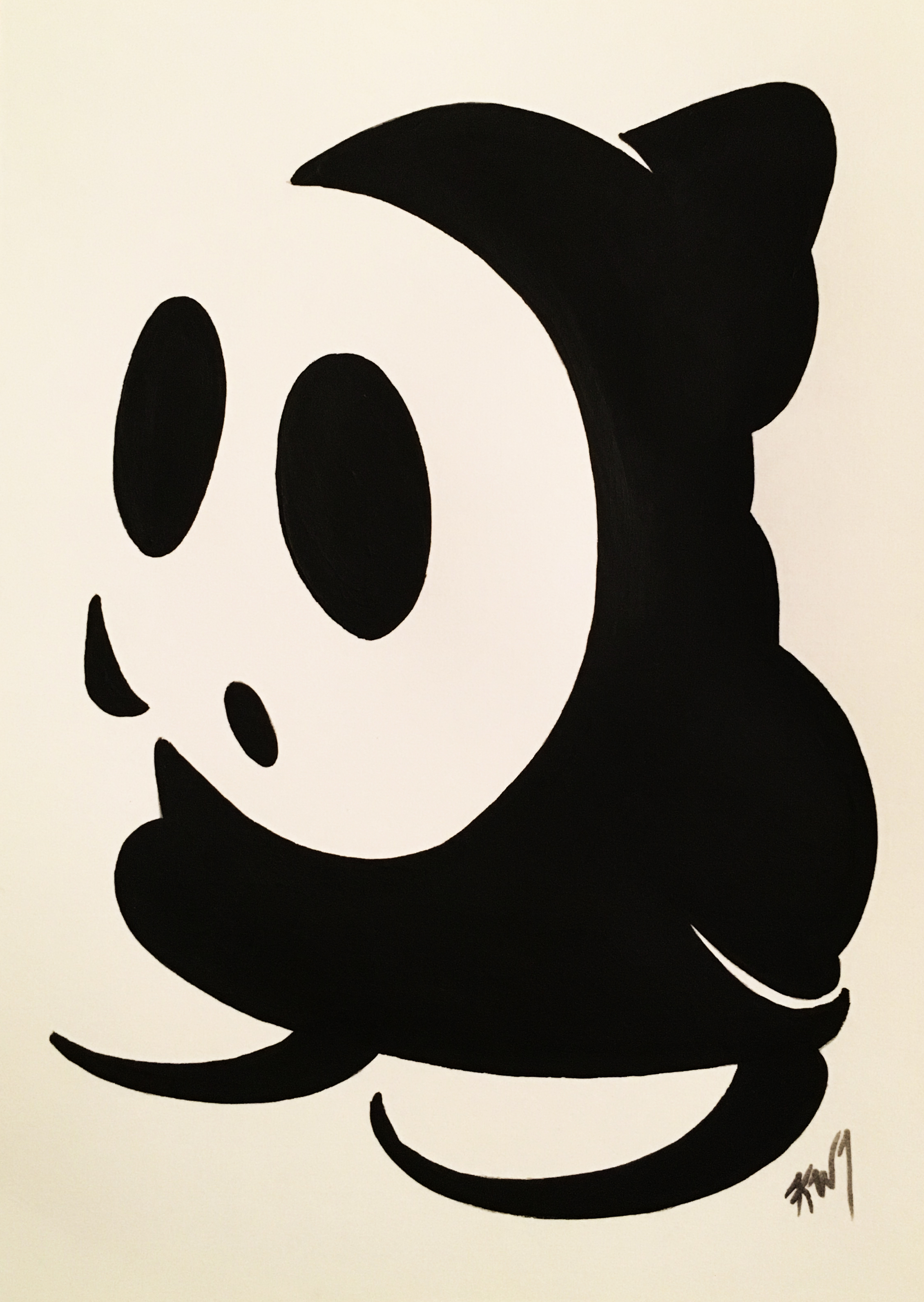 Mario Shy Guy