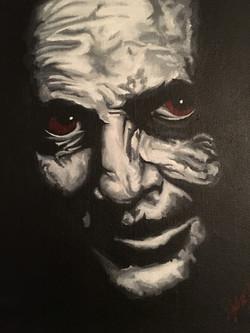 Hannibal face