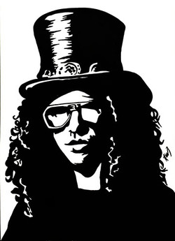 GNR Slash