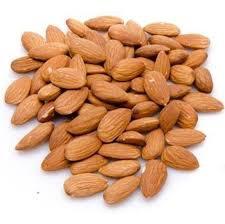 Whole Almonds 125g