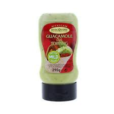 Squeezy Guacamole