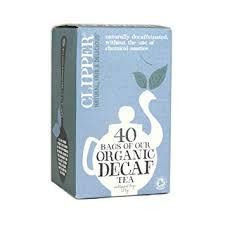 Clipper Decaff Tea