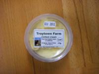 Troytown Farm Clotted Cream 100g