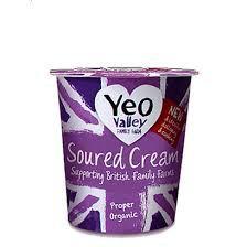 Yeo Valley Sour Cream
