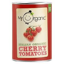 Mr Organic Cherry Tomatoes