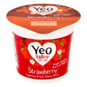 Yeo Valley Strawberry 150g