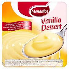 Mondelice Vanilla Dessert