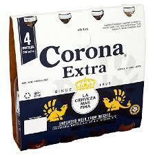 Corona 4pk 330ml