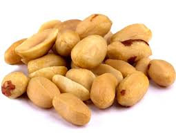 Roasted and Salted Peanuts 100g