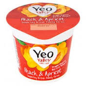Yeo Valley Apricot and Peach 150g