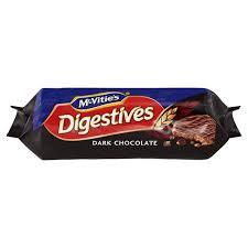 Dark Chocolate Digestives