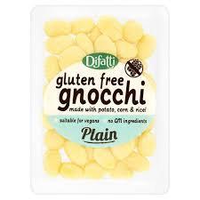 Gnocchi (Gluten Free)
