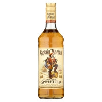 Captain Morgans Spiced