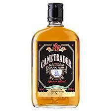 Cane Trader Dark Rum 35cl