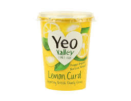 Yeo Valley Lemon Curd 500g