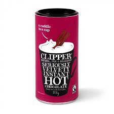 Clipper Instant Hot Chocolate
