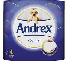 Andrex Toilet Roll