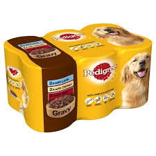 Pedigree 6 Pack Can